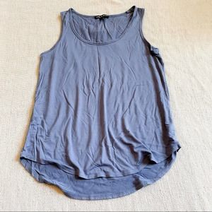 Cable & Gauge Blue Sleeveless Tank Top